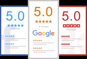 Reviews voor bedrijven